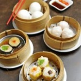 Assorted Dim Sum at Spring Garden Chinese Seafood